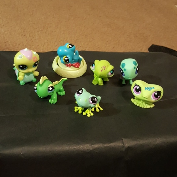Lps Other 5 For 25 Bundle Of 7 Misc Poshmark